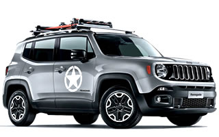 Lease cheap Jeep Renegade