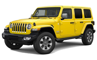 Lease cheap Jeep Wrangler Hardtop