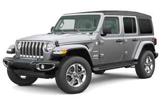 Jeep Wrangler Soft-Top