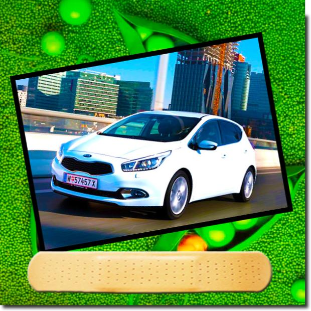 KIA CEED Personal Car Leasing Deals UK