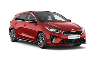 Lease cheap Kia Ceed