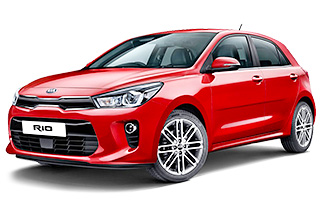 Lease cheap Kia Rio