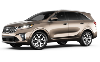 Kia Sorento Station Wagon
