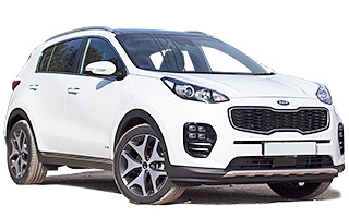 Lease cheap Kia Sportage Estate