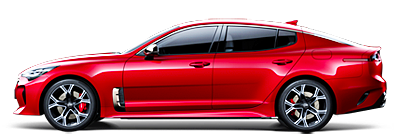 Kia Stinger picture, very nice