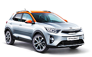 Lease cheap Kia Stonic Estate