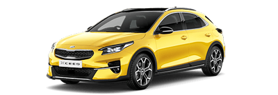 Kia XCeed Hatchback picture, very nice