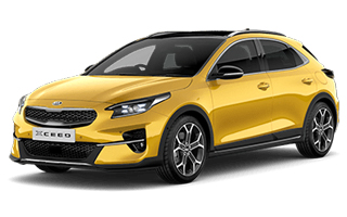 Lease cheap Kia XCeed Hatchback