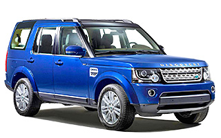 Land Rover Discovery Commercial
