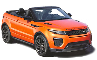 Land Rover RR Evoque Convertible
