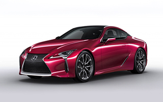 Lease cheap Lexus LC Coupe