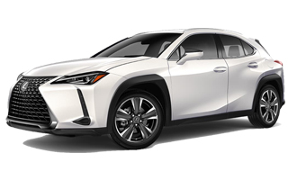 Lease cheap Lexus UX