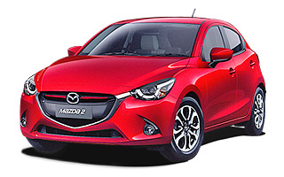 Lease cheap Mazda 2
