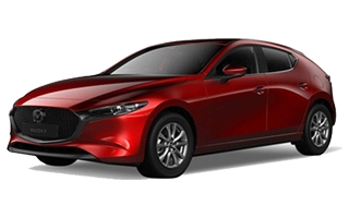 Lease cheap Mazda 3 Hatchback