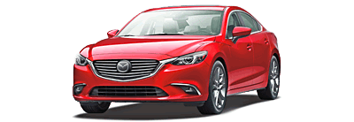 Mazda 6 Saloon picture, very nice