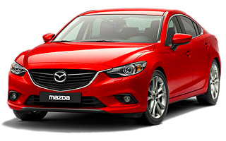 Lease cheap Mazda 6 Saloon