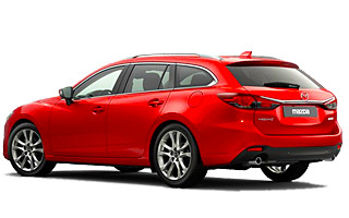 Lease cheap Mazda 6 Estate