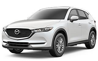 Mazda CX-5 (from 2017)