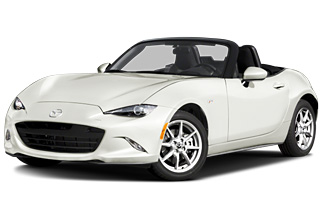 Lease cheap Mazda MX-5 Convertible