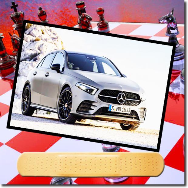Mercedes A Class AMG