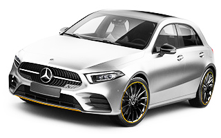 Lease cheap Mercedes A Class AMG