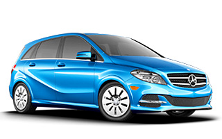 Mercedes B Class (2014 on) (2014-19)