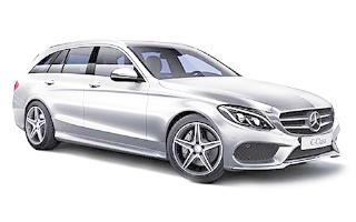 Mercedes C-Class AMG Estate