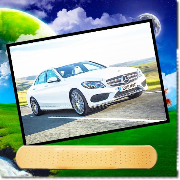 Mercedes C-Class AMG Saloon