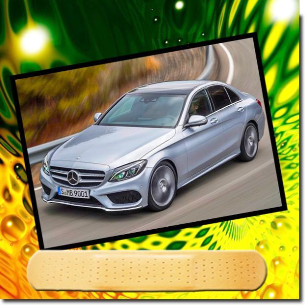 Mercedes C Class Saloon