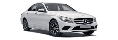 Mercedes C Class Saloon picture, very nice