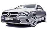 Mercedes CLA Class Coupe