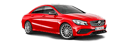 Mercedes CLA Class Coupe picture, very nice