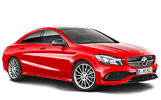 Lease cheap Mercedes CLA Class Coupe
