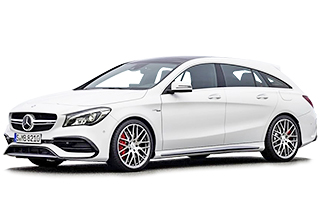 Mercedes CLA-Shooting Brake