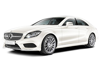 Lease cheap Mercedes CLS Coupe