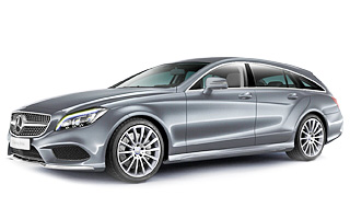 Mercedes CLS-Class Shooting Brake