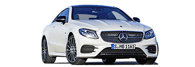 Mercedes E Class Coupe picture, very nice