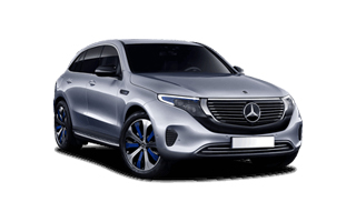 Mercedes EQC Estate