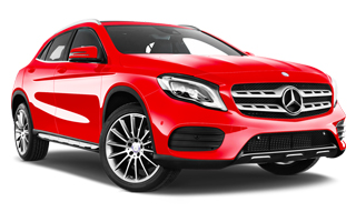 Lease cheap Mercedes GLA Class