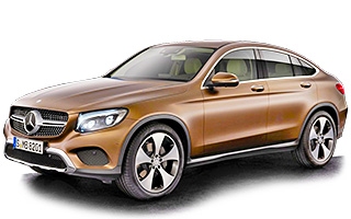 Lease cheap Mercedes GLC Coupe