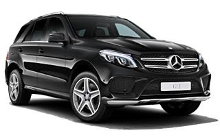 Mercedes GLE-Class 4x4