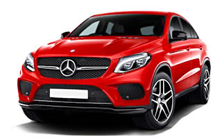 Mercedes GLE Coupe (2015-19)
