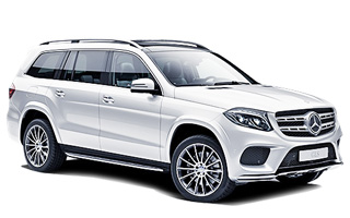 Mercedes GLS Estate