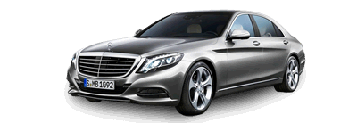 Mercedes S Class Saloon picture, very nice