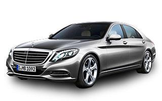 Mercedes S Class Saloon