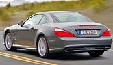 Mercedes SL Class Convertible