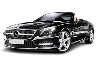 Lease cheap Mercedes SL Class Convertible