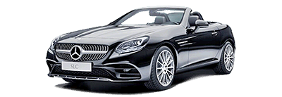 Mercedes SLC Convertible picture, very nice