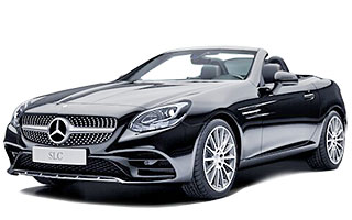 Mercedes SLC Convertible