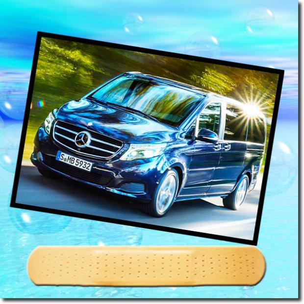 Mercedes V Class Estate